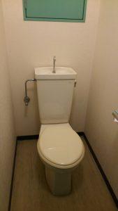 スペースロッジトイレ