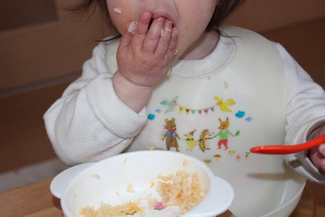 赤ちゃんはちみついつから離乳食