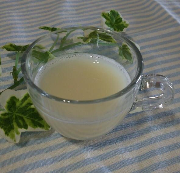 キヌアミルク
