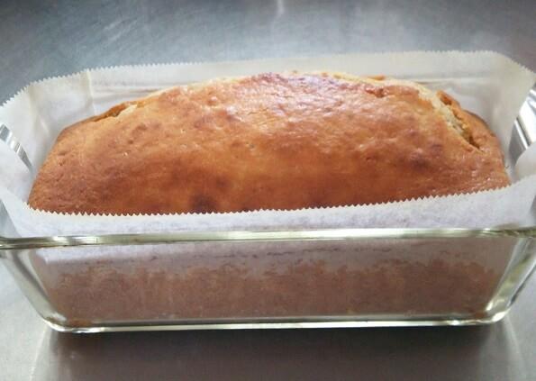 キヌアレシピおやつシナモンパウンドケーキ