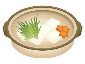 父の日プレゼント義父湯豆腐