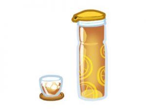 脱水予防飲み物麦茶