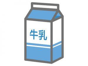脱水予防飲み物牛乳