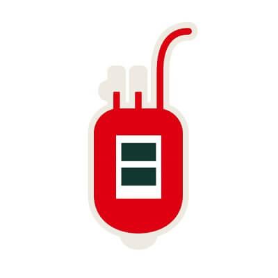 献血針感染