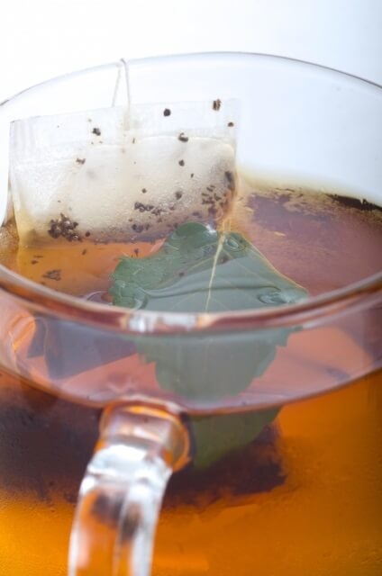自律神経整える飲み物ティーパック
