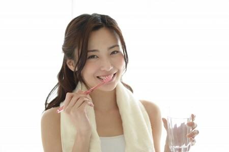 女性ホルモン歯周病歯磨き