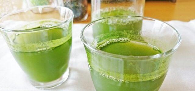 痛風 生酵素 青汁