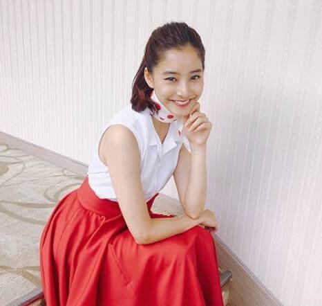 新木優子髪型5
