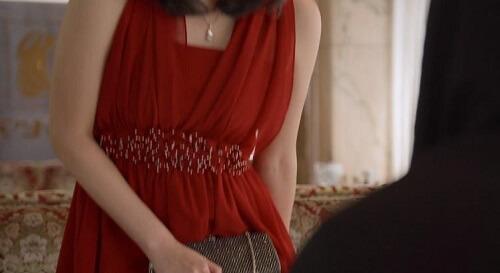 雨が降ると君は優しい 第7話 赤いドレス