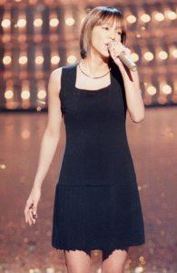 安室奈美恵 紅白 97年
