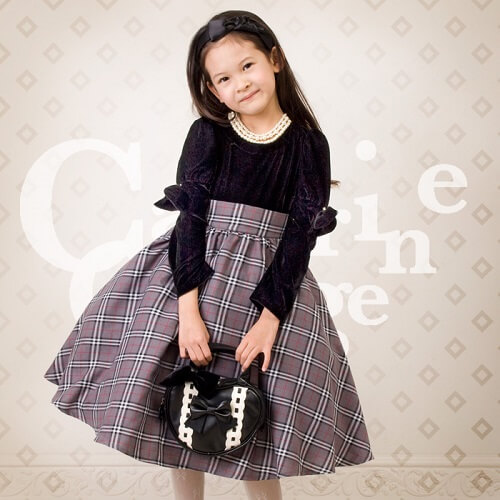 七五三 3歳女の子 洋装