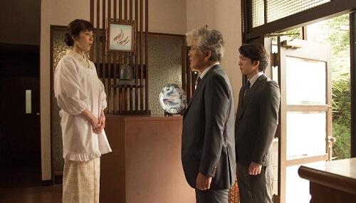 雨が降ると君は優しい 第7話 小野田邸