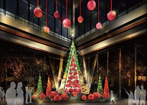 丸の内イルミネーション Marunouchi Bright Christmas2017