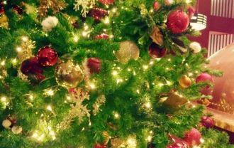 クリスマスツリー 飾り 玉