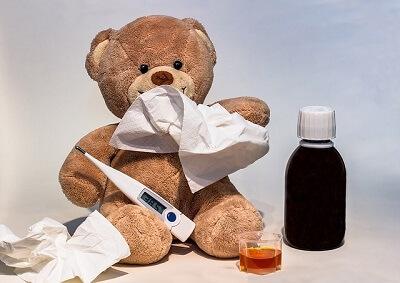 インフルエンザ 合併症