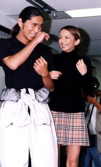 安室奈美恵 結婚