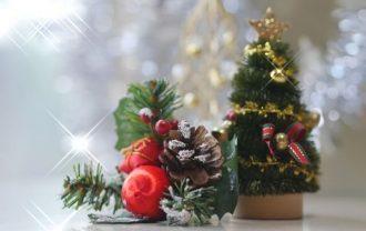 クリスマスツリー 飾り付け 時期