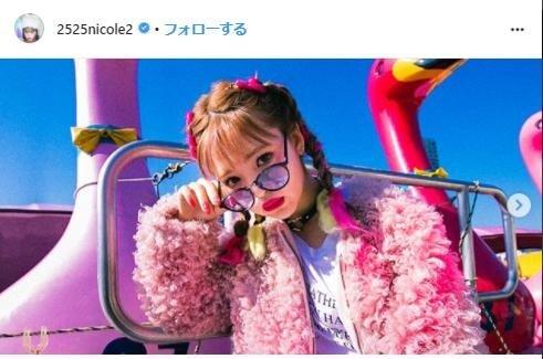 藤田ニコル カリスマjkモデル