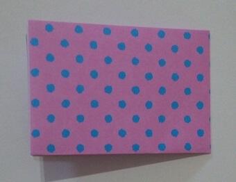 ハート 折り紙 折り方4