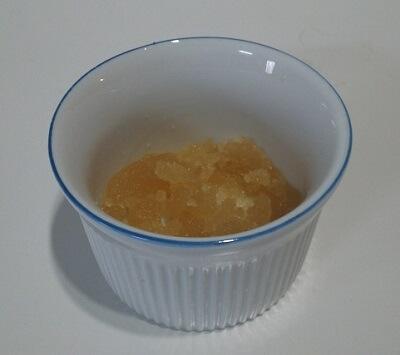 砂糖スクラブの作り方