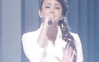 安室奈美恵 紅白