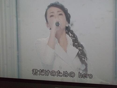 紅白歌合戦 安室奈美恵 瞬間最高視聴率