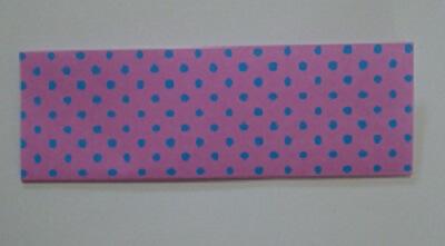 ハート 折り紙 折り方3