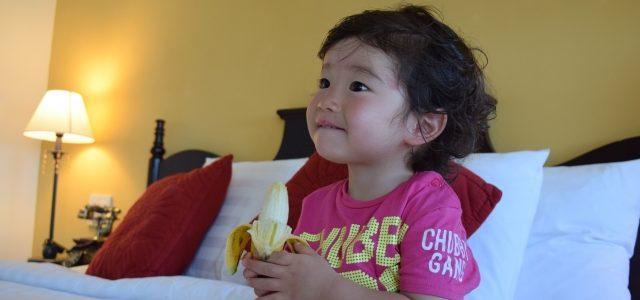 赤ちゃん バナナ