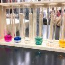 紫キャベツ 実験 色の変化