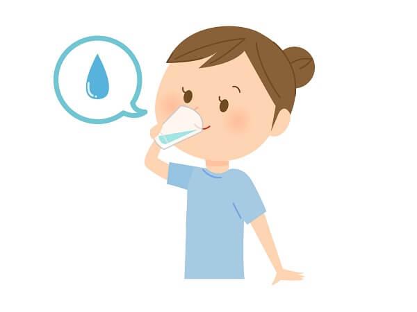 脱水予防飲み物