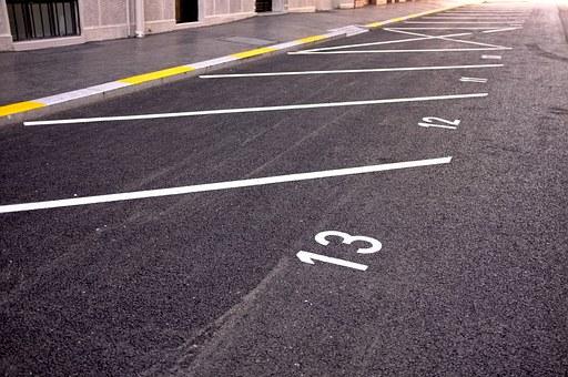 古河提灯竿もみまつり 2019 駐車場