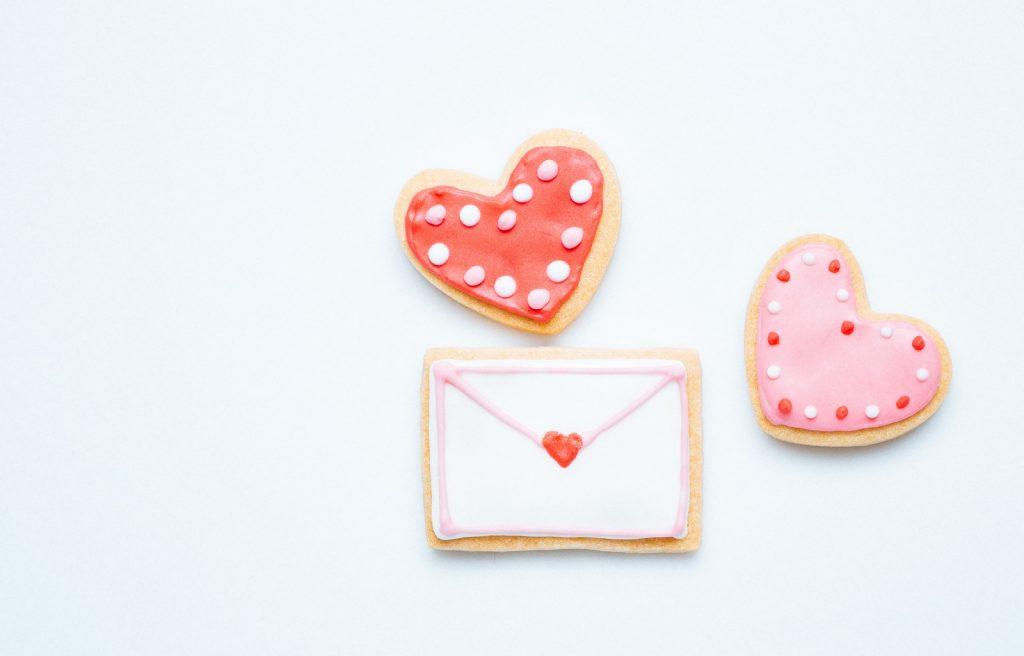 手作りクッキー 郵送方法